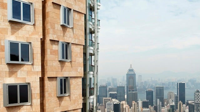 Gehry Crowns Hong Kong's The Peak With Twisting Apartment Complex