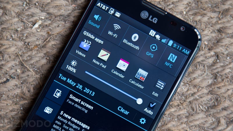LG Optimus G Pro Review: The Fastest Big Phone Out There
