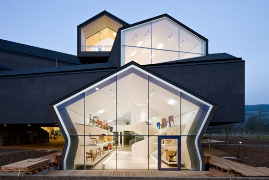 Vitrahaus Gallery Exterior