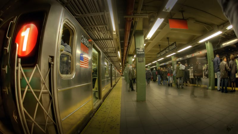 Conductor secretly reveals gruesome side of New York City Subway
