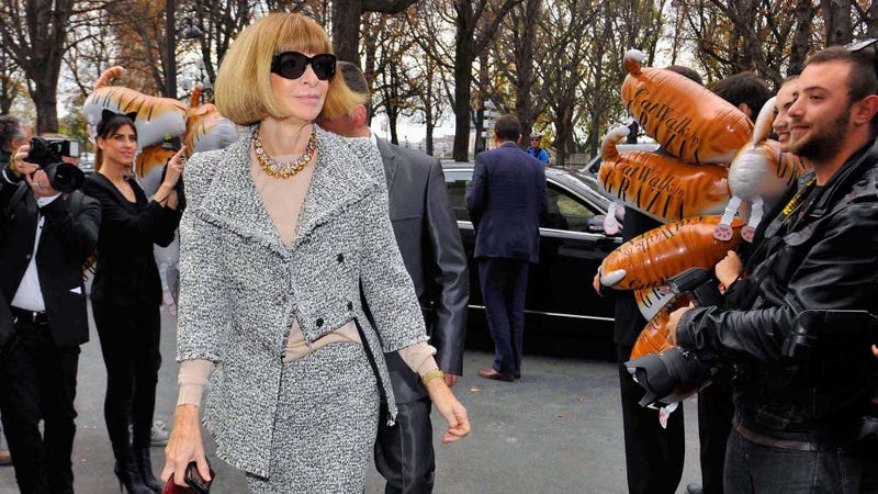 Anna Wintour Has Some Very Awesome Travel Habits