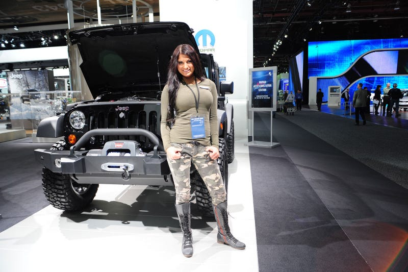 Up Close With The Call Of Duty Black Ops Jeep