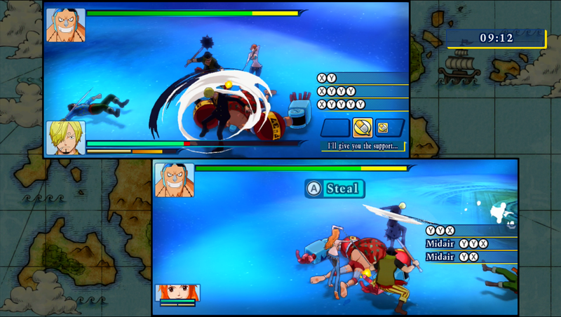 One Piece Unlimited World Red: The TAY Review