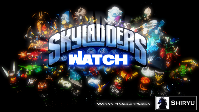 Skylanders Watch: New Arrivals! (June 2014)