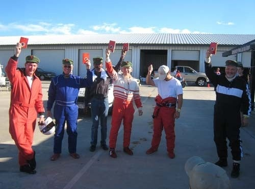 Advances In 24 Hours Of LeMons Penal System Cruelty: The Cultural Revolution!