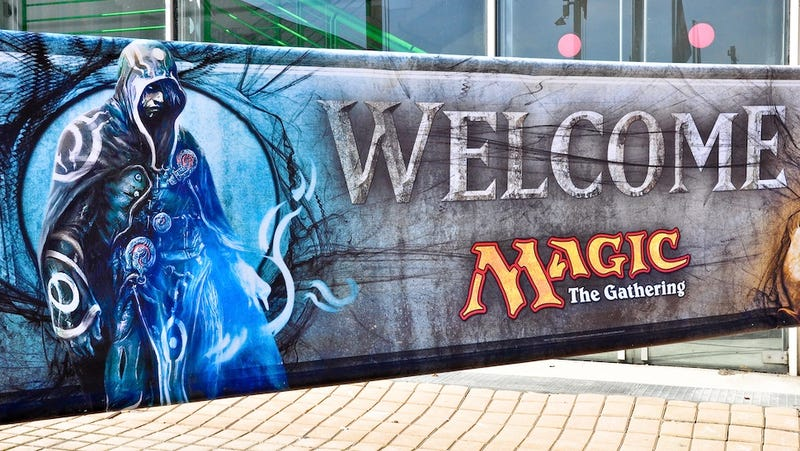​Get Ready For a Magic: The Gathering Movie