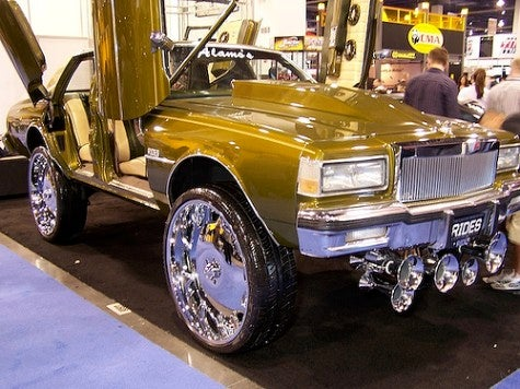 SEMA Show: Donk a What?