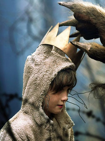 "Q: ""What Do You Say To Parents Who Think The Wild Things Film May Be Too Scary?"""