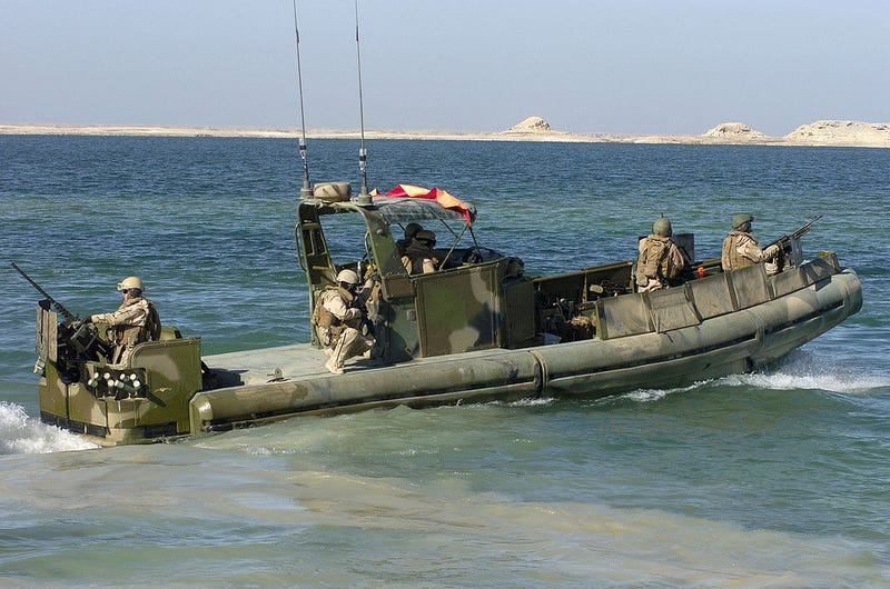 Iran Has Detained Ten U.S. Navy Sailors In The Persian Gulf: Reports