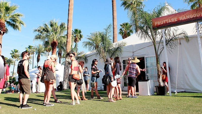 Celebrities at Coachella Should Be Forced to Poop in Public