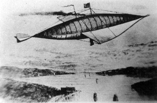 That Time Jules Verne Caused a UFO Scare