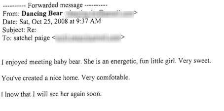 'Dancing Bear' Lauder Heir Cuts Off His 'Debutramp' Baby Mama