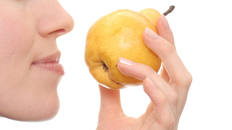 The Stronger Food Smells, the Less You Eat