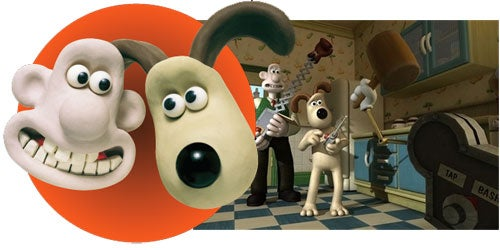 Wallace & Gromit Get The Telltale Treatment