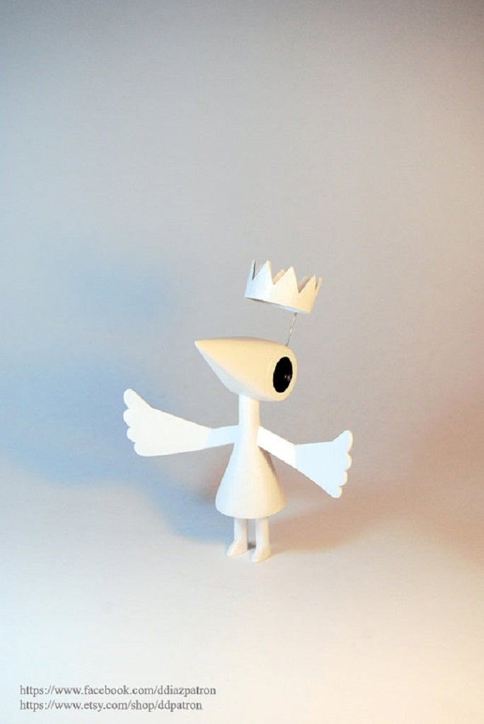 You Can Buy Monument Valley Figures