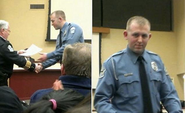 Supposed Photo of Injured Darren Wilson Is Just Some White Guy