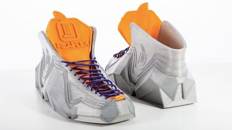 A New Flexible Filament Lets You 3D-Print Custom Sneakers