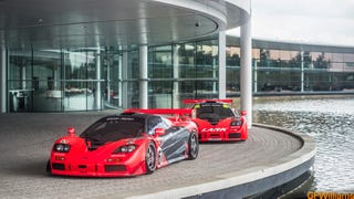 Two Of The Most Beautiful McLaren F1 GTRs Reunited