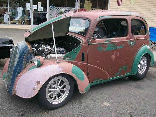 Sunday Afternoon Hot Rod Car Show Pr0n