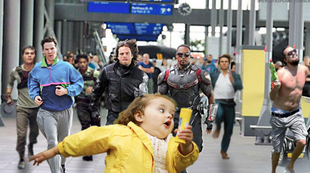 Captain America: Civil War Already Has a Meme