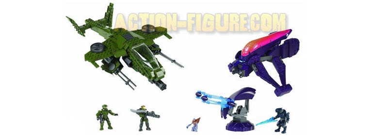Halo MEGA Bloks Have Us Wishing For Halo LEGO Instead