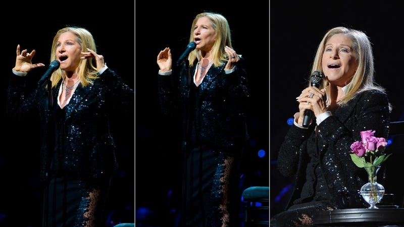 Barbra Streisand Sang in Brooklyn Last Night and People Lost Their Minds
