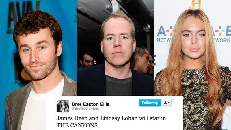 This Is Happening: Lindsay Lohan and James Deen Are Gonna Make a Movie