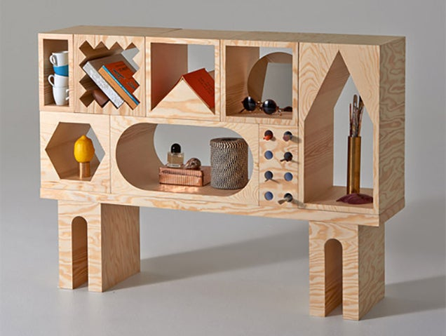 These Modular Cabinets Are the Coolest Way To Display Precious Things
