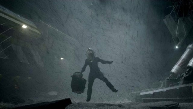Ridley Scott dishes on the last eight minutes of his Alien prequel Prometheus