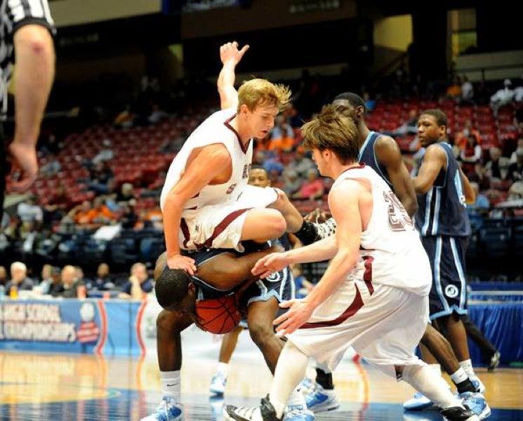 Alabama High Schooler Makes Chris Bosh Look Like An ...