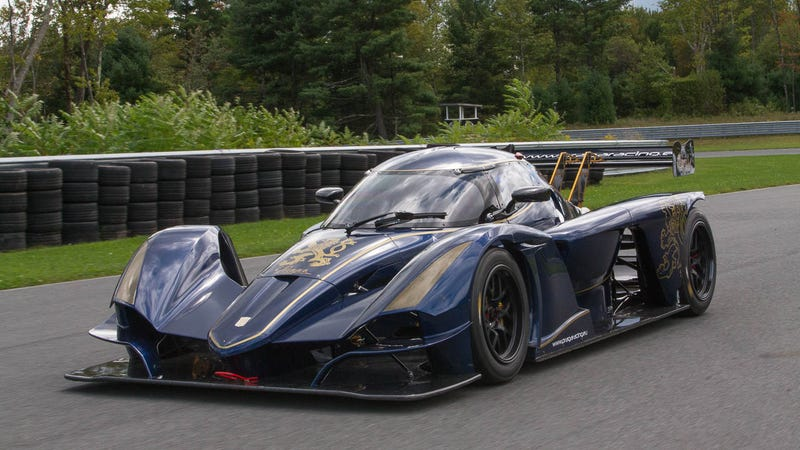 The Praga R1 is super. And Slovakian.