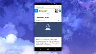 Chrome for Android Beta Brings Pull-to-Refresh to All Websites