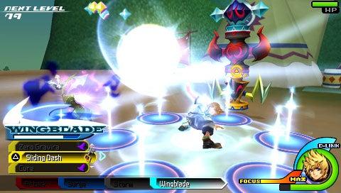 Kingdom Hearts: Birth By Sleep Screenshots