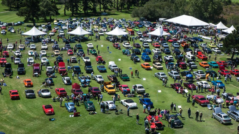 What's The Biggest Car Show In The World?