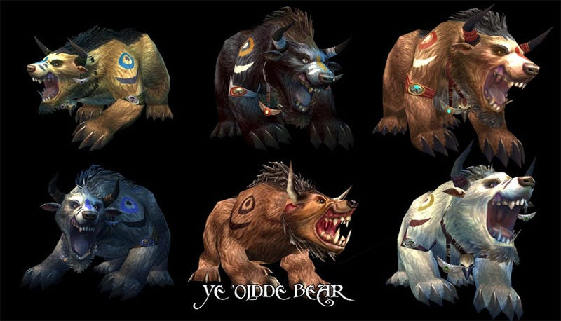 World Of Warcraft Druids Getting A Makeover