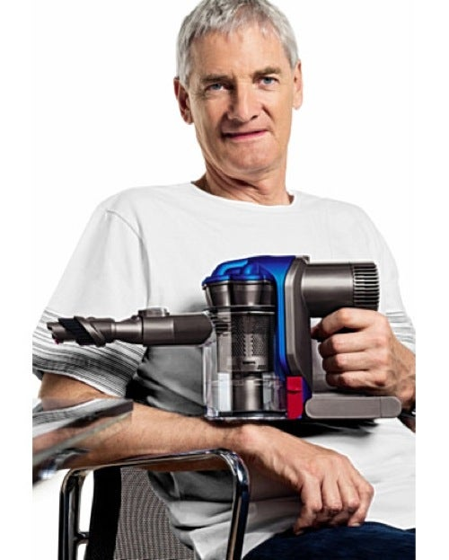 Dyson DC31 Handheld Vacuum Has The World's Fastest Motor