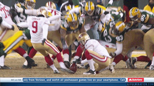 Cool Offsides Penalty Has No Effect On 49ers Win
