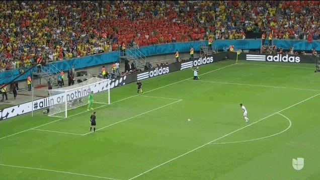 Netherlands Beat Costa Rica On Penalties