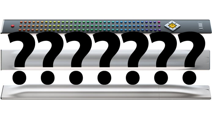 Why Is There No Such Thing As A Really, Truly Good Universal Remote?