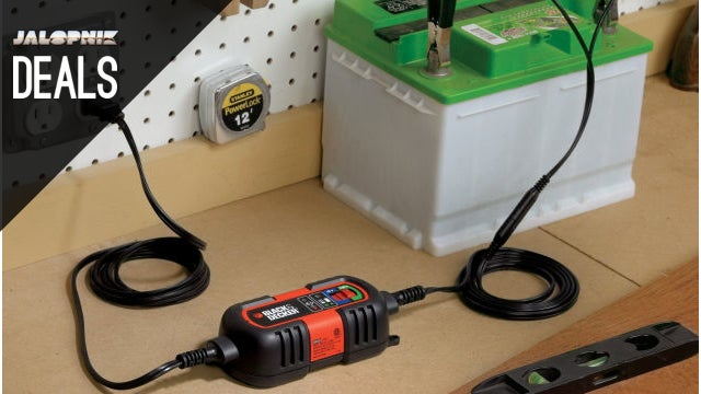 $15 Battery Charger, Portable Inflator, $5 Amazon Credit, iTunes Cash