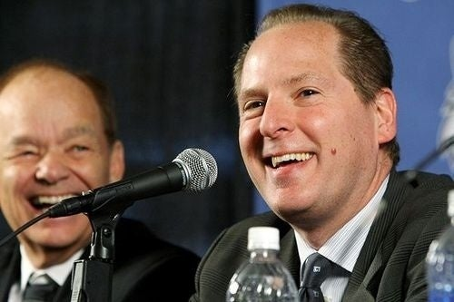 Timberwolves GM Wants Fans To Know He Is Aware Of How Much Team Sucks