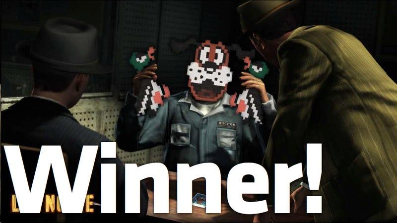 Kotaku 'Shop Contest: V.G. Noire Winners