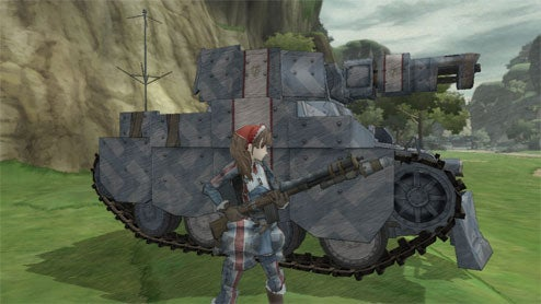 Valkyria Chronicles Review: World War II Gets a Girlie Makeover