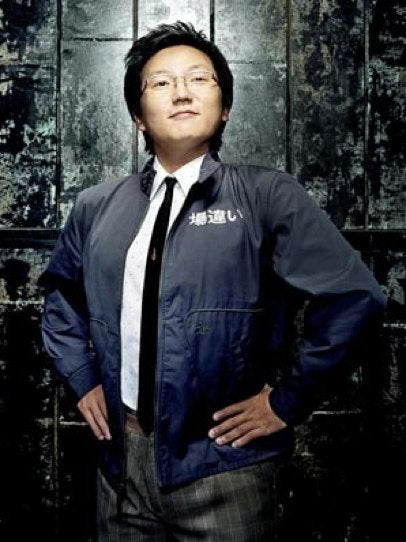 Heroes Star Masi Oka is creating a show for Syfy