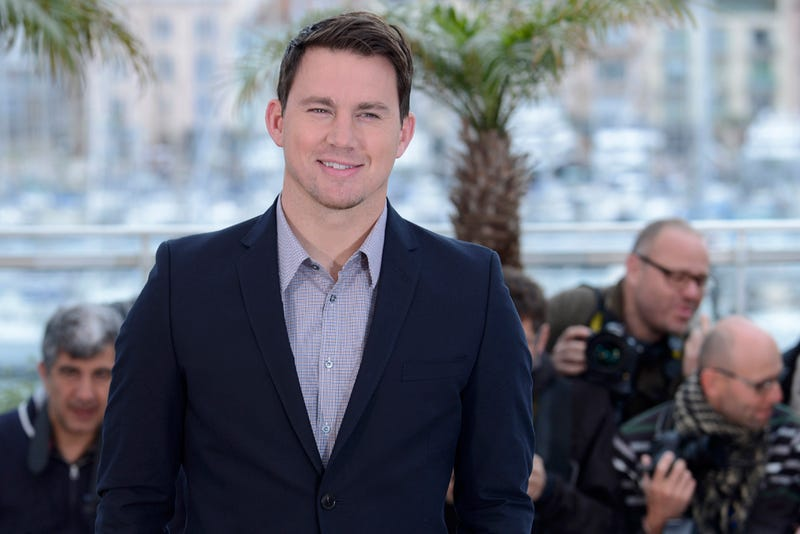 """Channing Tatum Wants You To Know That Wrestling Is """"Non-Homosexual"""""""