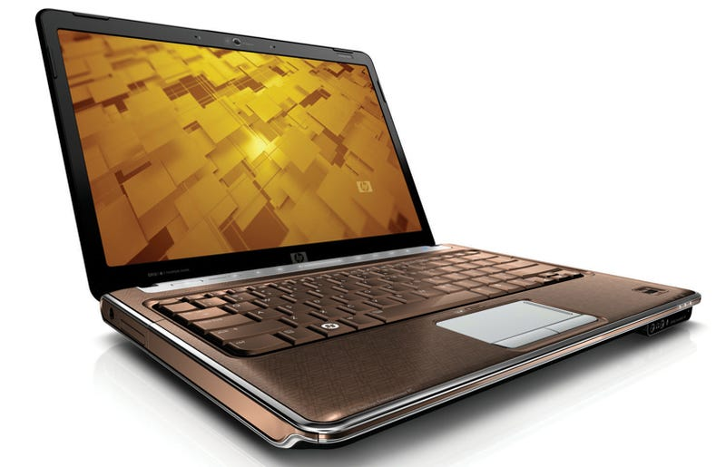 HP Pavilion DV2 Notebook is HPs first 12-inch, Full Functioning Consumer Laptop