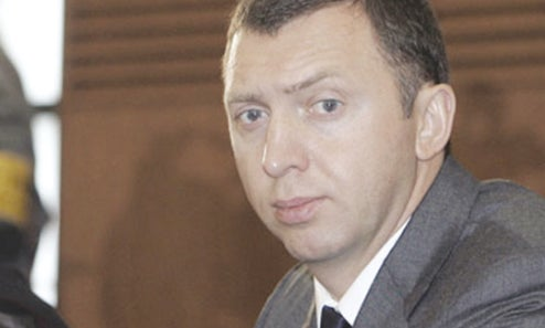 "Russian ""Undesirable"" Oleg Deripaska Makes Play For Hummer"