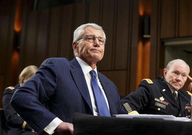 Defense Secretary Chuck Hagel to Resign