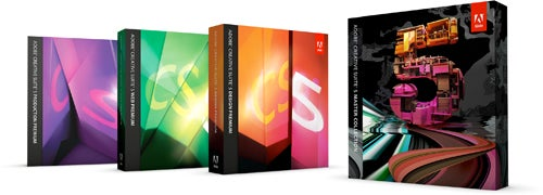 Adobe Creative Suite 5 Now Available