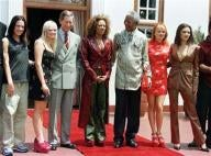 Nelson Mandela Is BFF With The Spice Girls